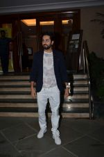 Ayushmann Khurrana at Manish Paul
