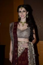 Claudia Ciesla on Day 1 at IIJW 2015 on 3rd Aug 2015