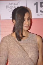 Gul Panag at Lakme fashion week preview in Mumbai on 3rd Aug 2015