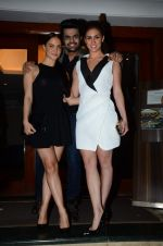 Lauren Gottlieb, Elli Avram at Manish Paul