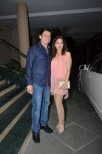 Madhuri Dixit, Sriram Nene at Manish Paul