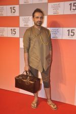 Mayank Anand at Lakme fashion week preview in Mumbai on 3rd Aug 2015 (164)_55c07d220f448.JPG