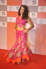 Sarah Jane Dias at Lakme fashion week preview in Mumbai on 3rd Aug 2015