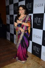 Shaina NC on Day 1 at IIJW 2015 on 3rd Aug 2015