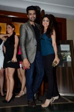 Shamita Shetty at Manish Paul