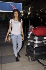 Shraddha Das return from Great Grand Masti shoot on 3rd Aug 2015