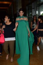 Sonam Kapoor on Day 1 at IIJW 2015 on 3rd Aug 2015