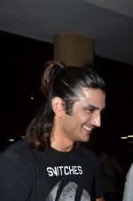 Sushant Singh Rajput at Manish Paul