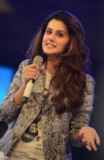 Taapsee Pannu at Gas Launch in Mumbai on 4th Aug 2015