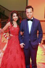 Luv & Hemali at Luv Isranis wedding wrap up party_55c1b2e4eb4f2.jpg