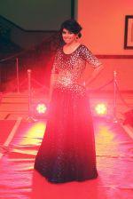 Megha Israni at Luv Isranis wedding wrap up party_55c1b2e83525b.jpg