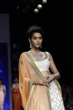 Model walk the ramp for IIJW 2015  Day 2 on 4th Aug 2015