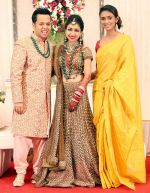 Prerna Wanwari  at Luv Isranis Reception_55c1b2ec0ee96.jpg
