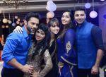 rahul vaidya + Megha israni + Jankee + Bhavin + harshi at Luv Hemali Sangget PARTY-1_55c1b30b2e21e.jpg