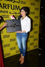 Adah Sharma at the launch of Parfum Monde Store on 5th Aug 2015