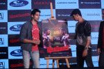Akshay Kumar, Sidharth Malhotra at the Trailor launch of brothers  on 5th Aug 2015