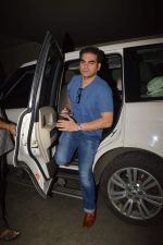 Arbaaz Khan at the special screening of Bangistan in Lightbox on 5th Aug 2015