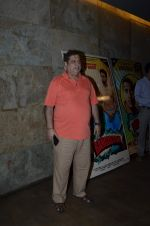David Dhawan at the special screening of Bangistan in Lightbox on 5th Aug 2015