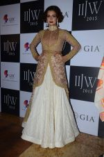 Dia Mirza on Day 3 of IIJW 2015 on 5th Aug 2015