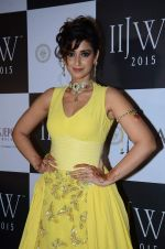 Ileana D_Cruz on Day 3 of IIJW 2015 on 5th Aug 2015