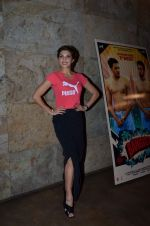 Jacqueline Fernandez at the special screening of Bangistan in Lightbox on 5th Aug 2015