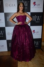 Kiara Advani on Day 3 of IIJW 2015 on 5th Aug 2015