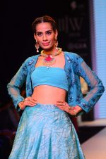 Model walk the ramp for IIJW 2015 Day 3 on 5th Aug 2015 (113)_55c3209d0622b.JPG