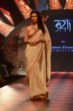 Model walk the ramp for IIJW 2015 Day 3 on 5th Aug 2015 (156)_55c320bb50e18.JPG