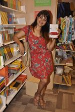 Narayani Shastri at Namrata Purohit_s The Lazy Girl_s Guide to Being Fit book Launch in crossword Kemps Corner on 5th Aug 2015 (57)_55c31cdabaddb.JPG