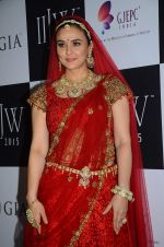 Preity Zinta on Day 3 of IIJW 2015 on 5th Aug 2015