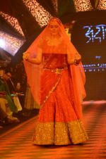Preity Zinta walk the ramp for IIJW 2015 Day 3 on 5th Aug 2015 (4)_55c3208274a5a.JPG