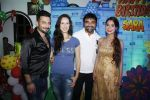 Ajaz Khan at Sara Khan Birthday Party in Mumbai on 6th Aug 2015 (27)_55c4537e28956.jpg