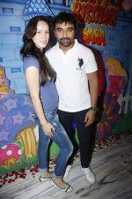 Ajaz Khan at Sara Khan Birthday Party in Mumbai on 6th Aug 2015 (26)_55c4537cacd8a.jpg