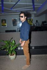 Ali Zafar at Jaanisaar Screening in Sunny Super Sound on 6th Aug 2015