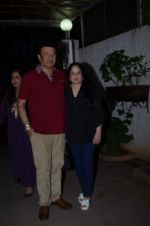 Anu Malik at Jaanisaar Screening in Sunny Super Sound on 6th Aug 2015