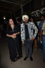 Daler Mehndi at Jaanisaar Screening in Sunny Super Sound on 6th Aug 2015