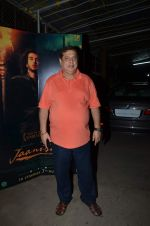 David Dhawan at Jaanisaar Screening in Sunny Super Sound on 6th Aug 2015
