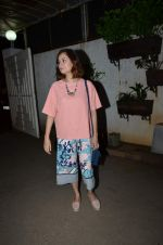 Dia Mirza at Jaanisaar Screening in Sunny Super Sound on 6th Aug 2015