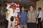Jackie Shroff and Shankar Mahadevan train kids of the The Golden Voice at Orchid Hotel on 6th Aug 2015