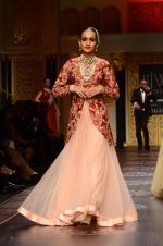 Model walk the ramp for Shyamal bhumika Grand Finale Show at IIJW 2015 on 6th Aug 2015 (18)_55c4633789035.JPG