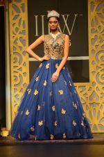 Model walk the ramp for Shyamal bhumika Grand Finale Show at IIJW 2015 on 6th Aug 2015 (3)_55c4632a3b18b.JPG