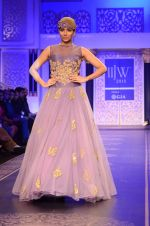 Model walk the ramp for Shyamal bhumika Grand Finale Show at IIJW 2015 on 6th Aug 2015 (8)_55c4632db5ea7.JPG