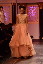 Model walk the ramp for Shyamal bhumika Grand Finale Show at IIJW 2015 on 6th Aug 2015 (70)_55c46340f215c.JPG
