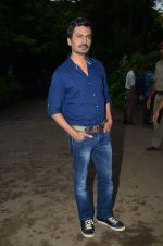 Nawazuddin Siddiqui promotes Manjhi - The Mountain Man on 6th Aug 2015