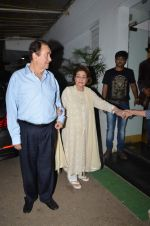 Randhir Kapoor at Jaanisaar Screening in Sunny Super Sound on 6th Aug 2015