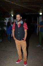 Resul Pookutty at Jaanisaar Screening in Sunny Super Sound on 6th Aug 2015 (233)_55c46e2a49e28.JPG