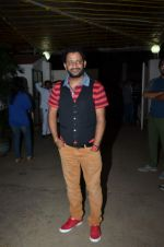 Resul Pookutty at Jaanisaar Screening in Sunny Super Sound on 6th Aug 2015