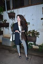 Sasha Agha at Jaanisaar Screening in Sunny Super Sound on 6th Aug 2015