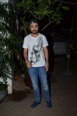 Siddhant Kapoor at Jaanisaar Screening in Sunny Super Sound on 6th Aug 2015
