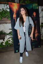 Sonam Kapoor at Jaanisaar Screening in Sunny Super Sound on 6th Aug 2015
